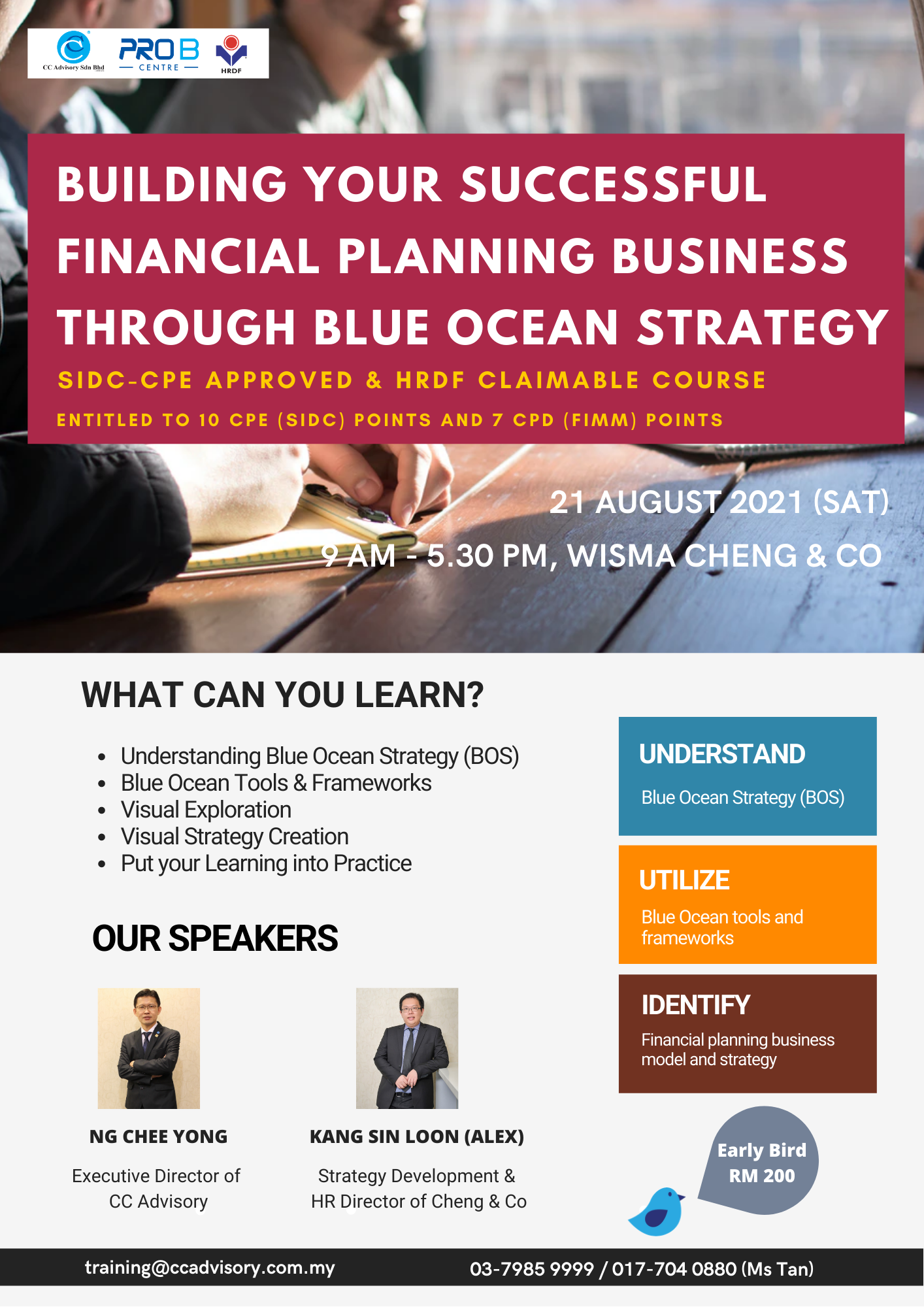 Building your Successful Business Model through Blue Ocean Strategy